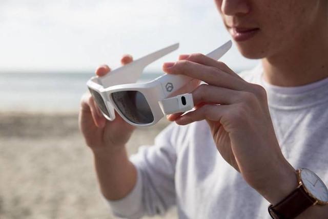 自从运动太阳镜能录视频 装X都变得更有意义了
