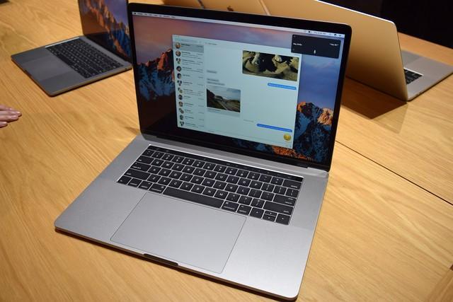 新版MBP的处理器提升有限 并没苹果说的那么好