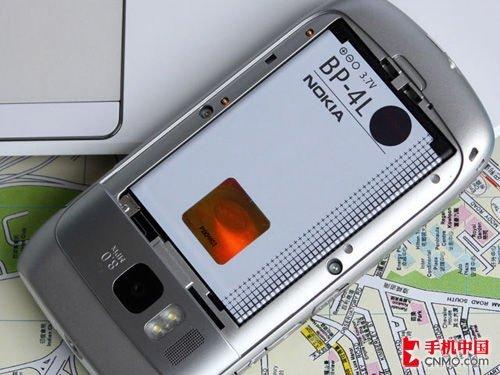 诺基亚E6再次到货 全新Anna系统全键盘
