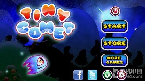 可爱风跑酷游戏女生专属 安卓小小彗星试玩