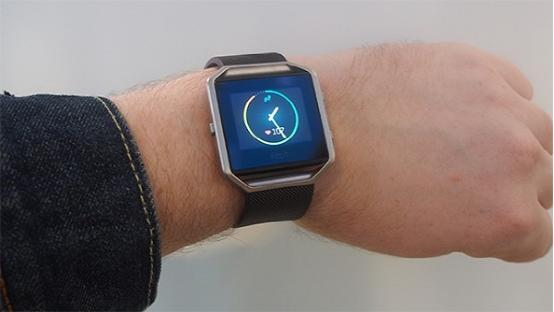 Fitbit Blaze运动手表体验 只适合入门爱好者