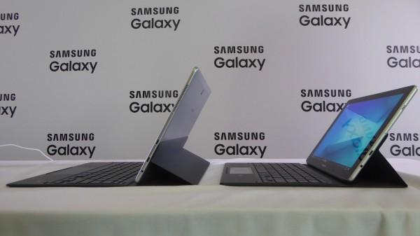 新Galaxy Book混合平板能替代Surface Pro?