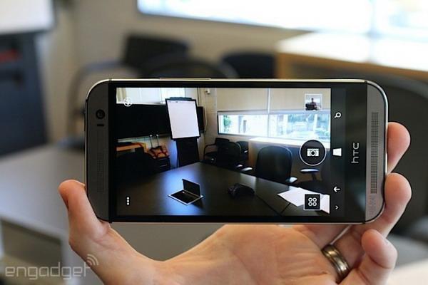 WP8.1版HTC One M8上手初体验 功能无亮点