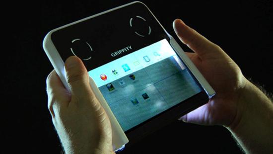 全球首款透明平板电脑项目现身 价格不足千元