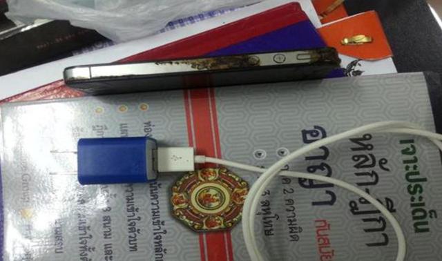 iPhone 4S山寨充电器再爆惨案 电死泰国用户