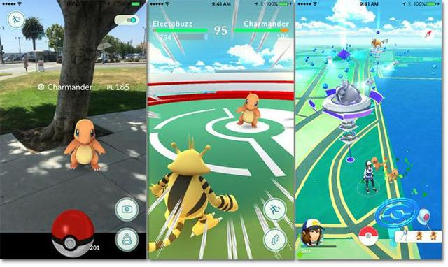 Pokemon Go让任天堂营收大涨?其实苹果更赚
