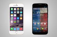 iPhone 6 vs Moto X 拍照效果苹果胜出