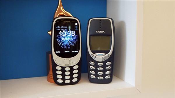 新诺基亚3310外媒评测汇总 只有2G网络但这满满都是回忆