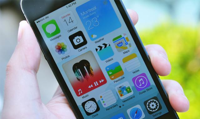 iOS8概念设计互动元素缩放方向的融入新桌面安卓模拟器部件键图片