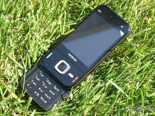 500万像素拍照智能手机 诺基亚N85促销