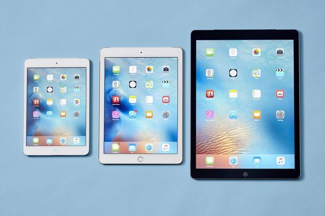 传10.5英寸iPad下月投产 明年正式发布