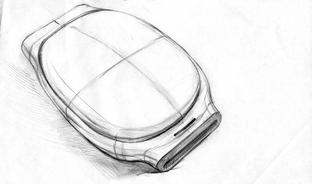 阿里巴巴支付表曝光 圆形表盘配YunOS系统