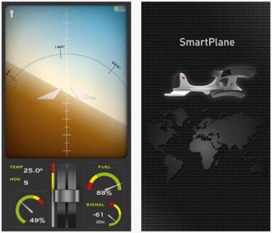 用iPhone手机遥控纸飞机 飞行时间长达30分钟
