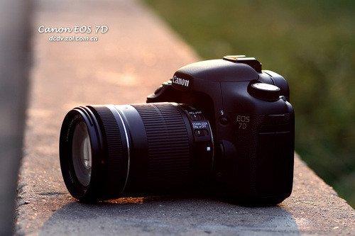 配18-135mm镜头 佳能7D套机送豪华礼包