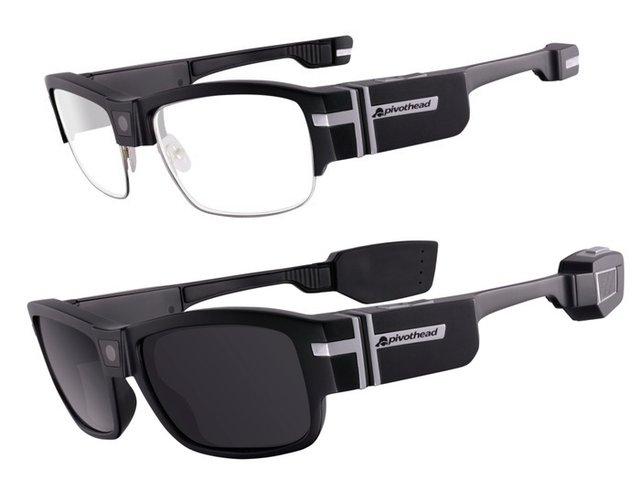Pivothead智能眼镜完成众筹开始投入生产