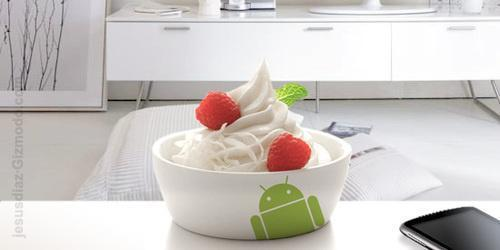 "Android的""美味""发展史:几乎都是甜点"