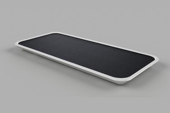 这款手机视觉障碍也能用 信息在屏幕都能摸出来