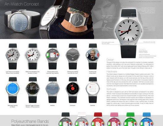 也许这就是你所期待的 看智能手表必备十大元素