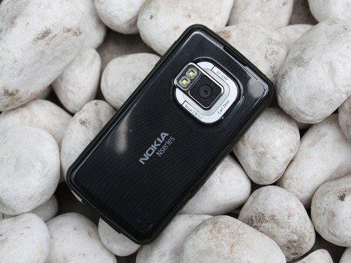 昔日滑盖智能机皇 诺基亚N96售860元