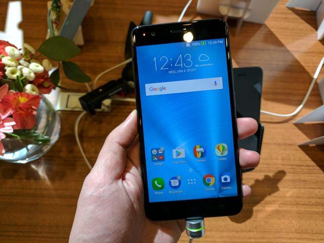 华硕接棒Tango手机 全球首款8GB内存亮了