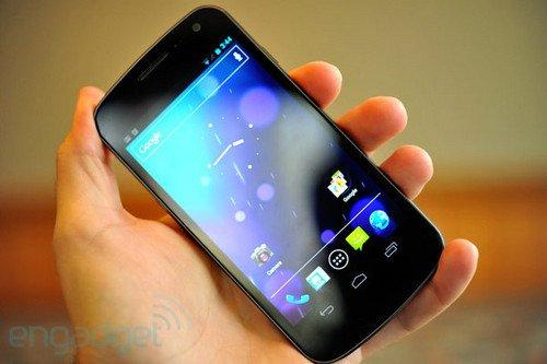 首款Android4.0 三星GALAXY Nexus评测