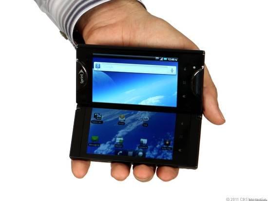 经典回顾:看看那些非主流的双屏手机