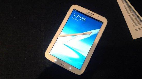 三星Galaxy Note 8.0会不会是跨界设计终点站?