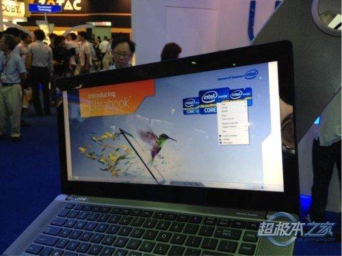 东芝宽屏超极本U840W视频解析 视听出众