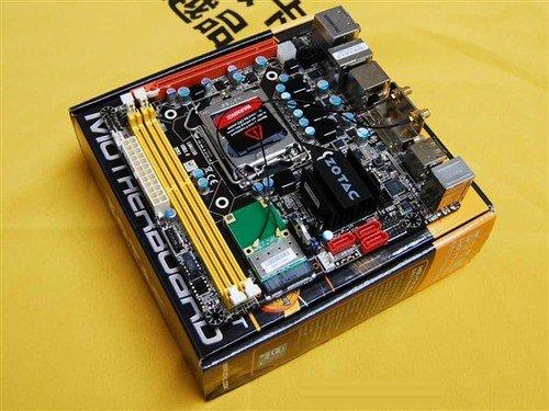 猛降300元 索泰H61 ITX仅售499元