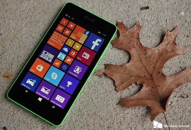 微软即将修复Lumia 535触屏灵敏度问题