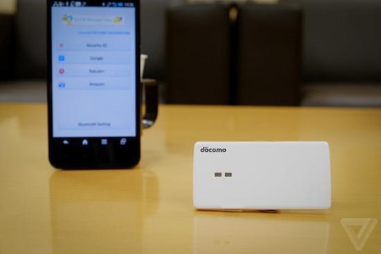 Docomo推无线便携SIM装置:直接取代SIM卡