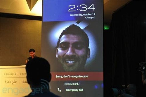 谷歌三星联合发布新款Nexus手机及Android4.0
