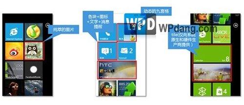 Widget的应用局限和动态磁贴的体验飞跃