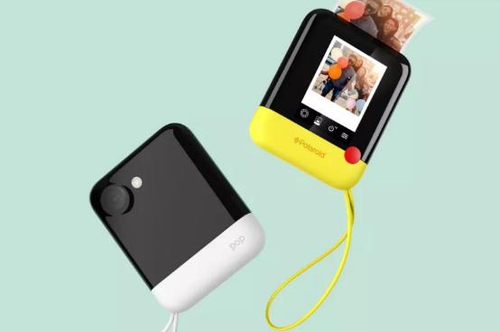 宝丽莱发布新款拍立得相机 变小好多还有屏幕