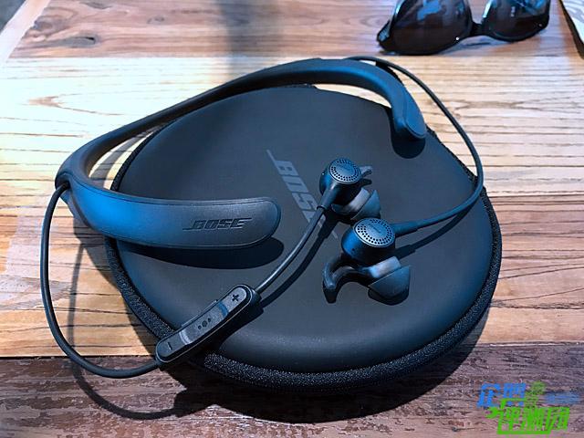 Bose QC30耳机体验 就算打开降噪我也没错过机场广播