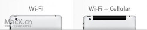 苹果将为4G LTE版本iPad重新命名