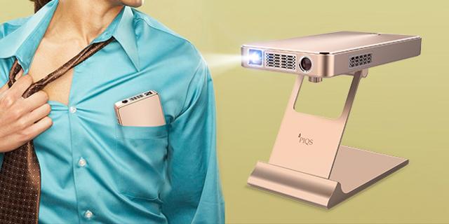 神画小媚AR投影仪发布 支持手势操控