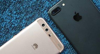 华为P10 Plus拍照能秒iPhone 7P?