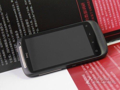一体成型时尚靓机 HTC Desire S热销