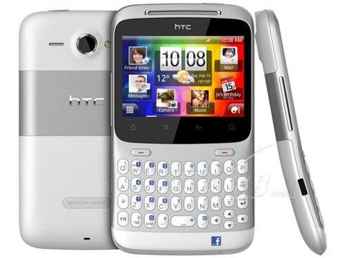 全键盘安卓 HTC ChaCha降价仅售1350元