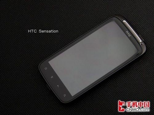 HTC Sensation小涨 4.3寸巨屏Android
