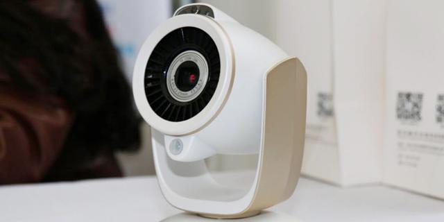 【寒武计划】果核智能摄像机发布 具备夜视功能