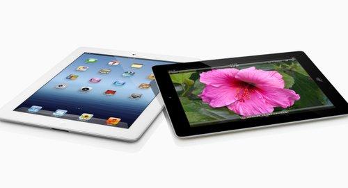 苹果正式宣布全新iPad开售时间