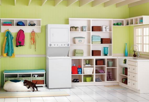 你的家居空间最适合什么样的洗衣机/烘干机?