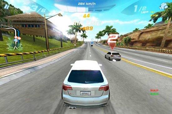 超车!追尾!制造车祸!我是公路杀手!——IOS最好玩的名车试驾游戏推荐