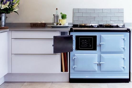 这些智能厨房产品你见过吗?炉灶里能插SIM卡