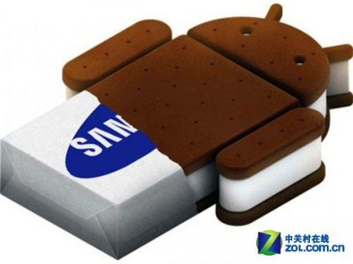 I9100/I9220打头阵 三星8产品升安卓4.0