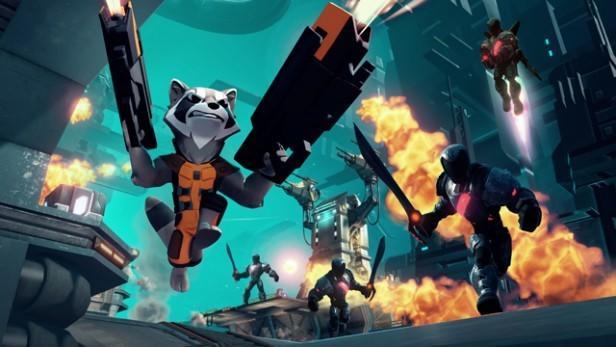 未来在迪士尼 我们会看到真正的米奇和高飞机器人
