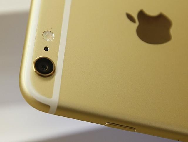 传新iPhone摄像头将升级至1200万像素