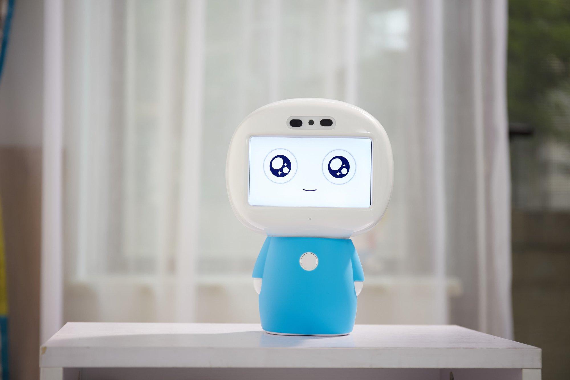 智小乐智能机器人